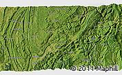 Satellite 3D Map of Jielong