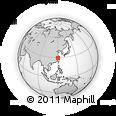 Outline Map of 43 Minsheng Rd, rectangular outline