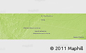 "Physical Panoramic Map of the area around 29° 16' 6"" N, 45° 58' 30"" E"