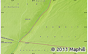 """Physical Map of the area around 29°16'6""""N,46°49'30""""E"""