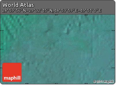 "Satellite Map of the Area around 29°16'6""N,49°22'30""E"