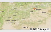 Satellite 3D Map of Bahāwalpur