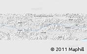Physical Panoramic Map of Xungru