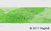"""Political Panoramic Map of the area around 29°44'59""""N,104°37'30""""E"""