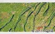 Satellite 3D Map of Jingguanchang