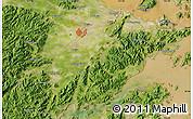 Satellite Map of Ningbo