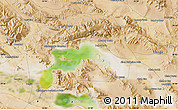 Satellite Map of Kafdehak