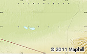 """Physical Map of the area around 29°44'59""""N,62°7'30""""E"""