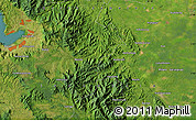 "Satellite Map of the area around 2°16'34""N,99°31'30""E"