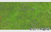 Satellite 3D Map of Andagone