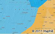 Political Map of Amuntai