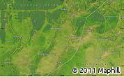 Satellite Map of Amuntai