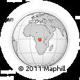 Outline Map of Imbo, rectangular outline