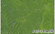 Satellite Map of Akumbu