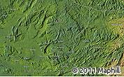 Satellite Map of Ihembe