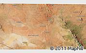 Satellite 3D Map of Mbirikani
