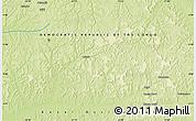 Physical Map of Anga