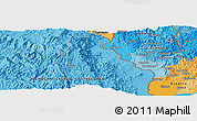 Political Panoramic Map of Mpanda