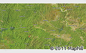 """Satellite 3D Map of the area around 30°13'46""""N,105°28'29""""E"""
