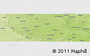 "Physical Panoramic Map of the area around 30° 13' 46"" N, 105° 28' 29"" E"