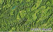 "Satellite Map of the area around 30°13'46""N,118°13'29""E"