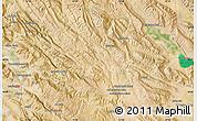 "Satellite Map of the area around 30°13'46""N,51°55'29""E"