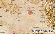 Satellite Map of `Alīābād-e Jar