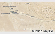 Satellite 3D Map of Chīgīnī Deh