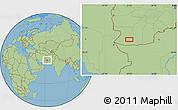 "Savanna Style Location Map of the area around 30°13'46""N,62°58'30""E"