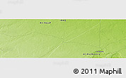 "Physical Panoramic Map of the area around 30° 42' 29"" N, 44° 16' 29"" E"