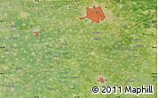 Satellite Map of Ludhiāna