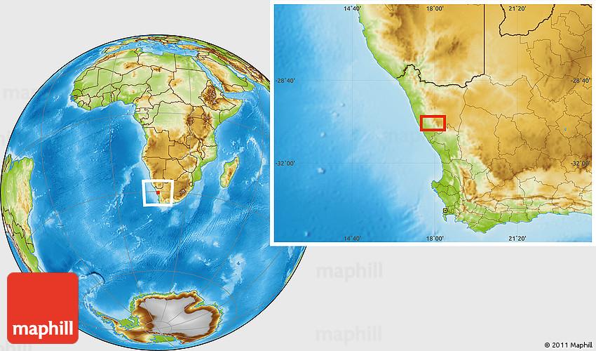 Image result for Paulshoek map
