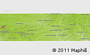 Physical Panoramic Map of Norberto Martins