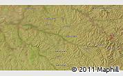 Satellite 3D Map of Artigas