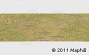 "Satellite Panoramic Map of the area around 30°23'20""S,58°34'30""W"