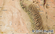 "Satellite Map of the area around 30°23'20""S,67°55'30""W"
