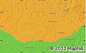 Political Map of Paguero