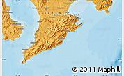 Political Map of Nakayoshi