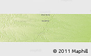 """Physical Panoramic Map of the area around 31°11'6""""N,3°28'30""""E"""