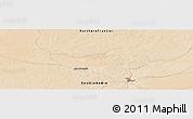 Satellite Panoramic Map of `Ar`ar