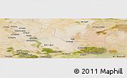 "Satellite Panoramic Map of the area around 31°11'6""N,46°49'30""E"