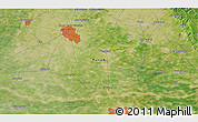 Satellite 3D Map of Jalandhar