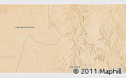 """Satellite 3D Map of the area around 31°39'38""""N,12°49'29""""E"""