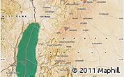 "Satellite Map of the area around 31°39'38""N,35°46'29""E"