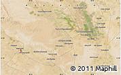 Satellite Map of Mālekīyeh