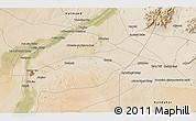 Satellite 3D Map of Kūraha-ye Arghandāb