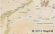 Satellite Map of Kūraha-ye Arghandāb