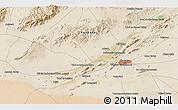 Satellite 3D Map of `Abd oş Şamad Kalay
