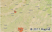 "Satellite Map of the area around 31°39'38""N,73°10'30""E"