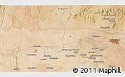 Satellite 3D Map of Marrakech
